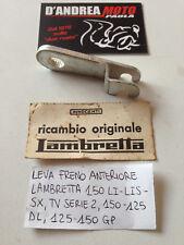 LEVA FRENO ANTERIORE INNOCENTI LAMBRETTA 150 LI-LIS-SX,TV,125-150DL,125-150GP