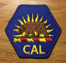 CALIFORNIA NATIONAL GUARD? PATCH - UNSURE of DESIGNATION or PERIOD USED