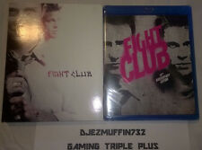 FIGHT CLUB BLU RAY (WITH SLIPCOVER)
