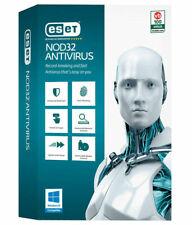 Eset NOD32 Antivirus 2021 License 5PC 2 Year Global