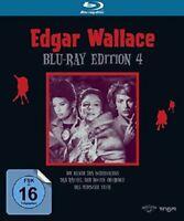 EDGAR WALLACE BLU-RAY EDITION 4, FUCHSBERGER JOACHIM, DOR KARIN 3 BLU-RAY NEU