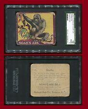 """1933 Flatbush Gum Noah's Ark """"Gorilla"""" SGC 10 POOR Cert #1286598-007"""