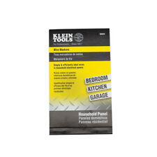 Klein Tools 56254 Wire Markers - Household Electrical Panel