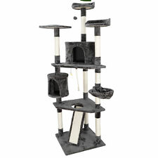 """New listing 79"""" Cat Tree Condo Tower Play House Furniture Activity with Perches Cat Pet"""