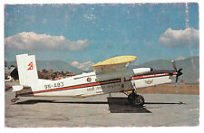 Royal Nepal Airlines Pilatus PC-6/B2-H2 Turbo Porter PPC, Unposted, Mary Janes