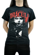 Dracula Face Lugosi Officially Licensed Universal Monster T-Shirt horror