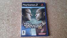PRO EVOLUTION SOCCER 5 - VERSION #5 (PS2) USED