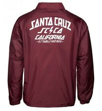 SANTA CRUZ 'State Coach Jacket' Size: XL NEW WITH TAGS