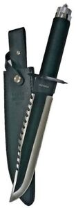 RAMBO FIRST BLOOD Knife 25.5 cm blade sheath camping tactical bowie pig military