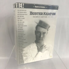 The Complete Buster Keaton Short Films (DVD, 2006, 4-Disc Set, Box Set)