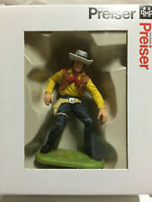 Preiser / Elastolin / 7cm bemalt - Cowboy 54804 , NEU & OVP