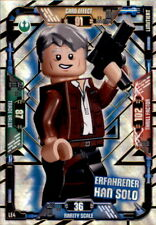 LEGO Star Wars SERIE 1 - LE4 - Erfahrener Han Solo - Limitierte Auflage