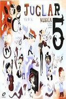 (09).JUGLAR SIGLO XXI 5º.PRIMARIA (MUSICA). ENVÍO URGENTE (ESPAÑA)