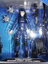 Gi Joe 50th Anniversary Cobra Legions Cobra Officer New