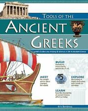TOOLS OF THE ANCIENT GREEKS: A Kid's Guide to the History & Science of Life in A
