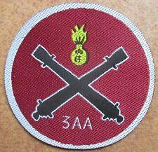 3 Artillerieabteilung Dänisches Stoffabzeichen DK Patch