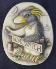 1999 Members Only Harmony Kingdom Murphy Pin Royal Watch Collector's Club
