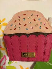 ~ Kate Spade Take the Cake Cupcake Coin Purse New RARE