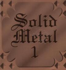 Solid Metal 1 - Motorhead, Venom, Tygers of Pan Tang, Raven + heavy metal