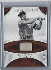 2017 Panini Immaculate Collection Legends Leo Durocher Relic Dodgers #IL-LD /99
