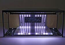 BBR Display Case With Led 1/18 VET01LED01 / NO CMC,KYOSHO,MR,SPARK,AUTOART