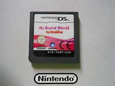 MY SECRET WORLD by IMAGINE * NINTENDO GAME DS / DS LITE / DSi ' 100% GENUINE