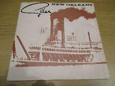 "Gillan – New Orleans  Vinyl 7"" Single 45rpm UK 1991 Hard Rock   VIRGIN - VS 406"