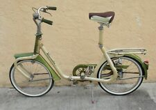 1960's RIZZATO IMPERIA 2000 STEP THRU FOLDING BICYCLE ADULT ITALIAN DESIGN
