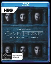Game Of Thrones : Season 6 : NEW Blu-Ray