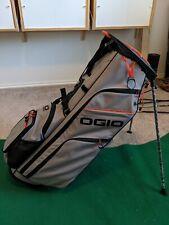 Mint Ogio Woode 8 Hybrid Stand Golf Bag