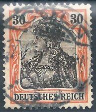 """Germania MiNr. 89Ix mit Prüfzeichen """"Ix"""" gestempelt in CÖLN"""
