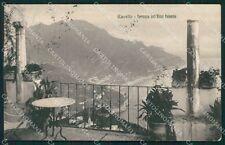 Salerno Ravello cartolina XB5185