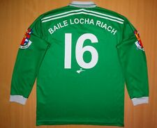 * Loughrea GAA Galway 16 MATCH WORN CONNOLLY Hurling Jersey Shirt Ireland Irish