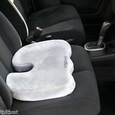 Memory Foam Seat Cushion Pad Travel Chair Wheelchairs Car Pillow Hip Pain Relief
