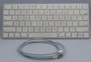 Apple A1644 Wireless Magic 2 Keyboard - US English - VGC (MLA22LL/A)