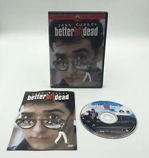 Better Off Dead Dvd *No Scratches* Cib Oop