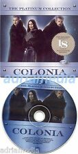 Colonia CD The Platinum Collection Hrvatska CROAZIA HIT do Kraja milijun milja