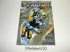 Spectacular Spider-Man #257 Comic Prodigy #1 Marvel Identity Crisis Romita Jr