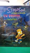 I Simpson la Paura fa Novanta - Un Brivido Fantastico - Rizzoli SCO