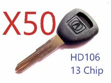 X50 Acura HD106 Transponder Chip (13) Key with LOGO Locksmith Bulk Top Quality