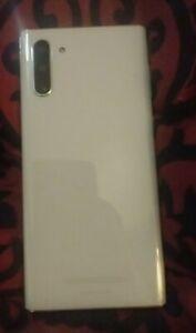 Samsung Galaxy Note10 SM-N970U - 256GB - Aura White (Sprint) (Single SIM)