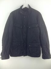 BARBOUR INTERNATIONAL BARBOUR Giacca Nera Taglia M
