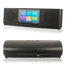 Internet Radio WLAN Xoro HMT 200 mit Akku Android Spotify Web Bluetooth Wecker