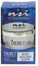 NSI Balance UV Gel Body Builder Clear - 1 oz (30 g) - N7676