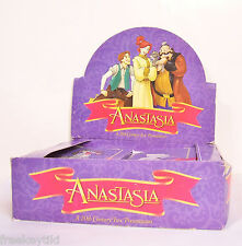 Anastasia 20th Century Movie Cartoon 180 Trading Cards Box 36 packs Upper Deck
