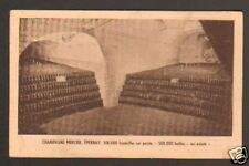 EPERNAY: CHAMPAGNE MERCIER / 500.000 BOUTEILLES