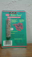 OSI BETTA FOOD 5 GRAMS GRANULES & BLOODWORMS