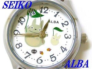 ALBA SEIKO Studio Ghibli Watch My Neighbor Totoro Japan ACCK427 NEW