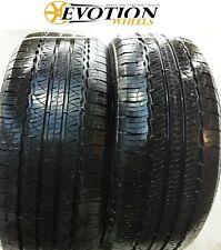 2755517 TRIANGLE 275 55 17 109V ADVENTEX SUV Used Part Worn 7.8mm x 2 tyres