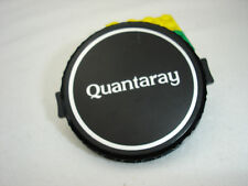 QUANTARAY 49mm plastic front lens cap Japan  (older model) #002199